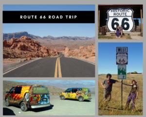 road trip na americké Road 66